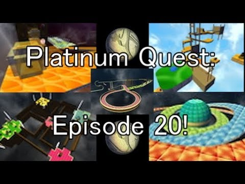 8 years was worth it! (Platinum Quest: Episode 20)