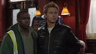 EastEnders - Sean Slater & Gus Smith Scenes (17th April 2008)
