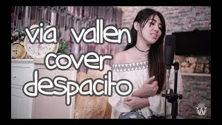 Despacito - Luis fonsi feat justin bieber Dangdut Koplo - Cover by Via Vallen ( ONE TAKE VOCALS )