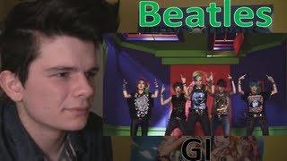 beatles gi mv reaction video