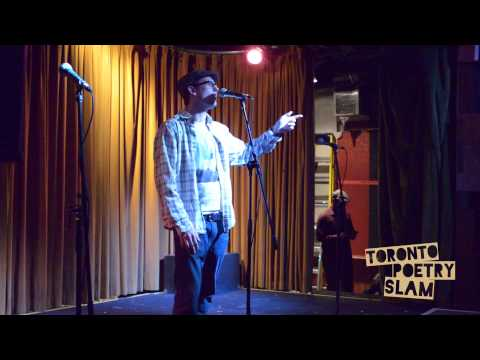 Ketch22 round 1 @ March 9th Toronto Poetry Slam  Semi Finals