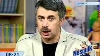 Носовые кровотечения - Доктор Комаровский - Интер