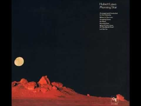 No More  Hubert Laws