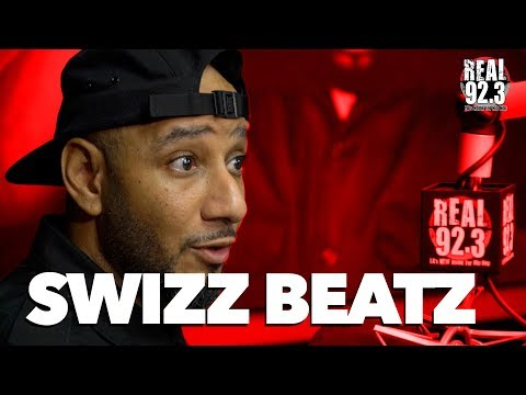 Swizz Beatz Talks 'Poison', Secrets To Marriage, Lil Wayne & More!