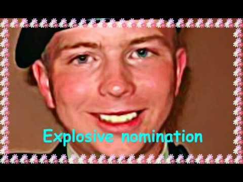 Bradley Manning Nobel Prize