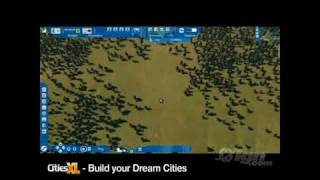 Cities XL PC Games Video - Video #1