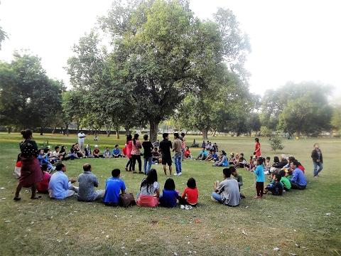United Pentecostal Church Of Janakpuri New Delhi One Day Sport