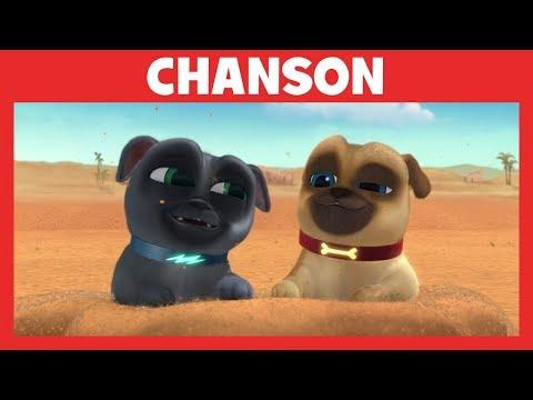 Le Monde de Bingo & Rolly - Chanson : On creuse