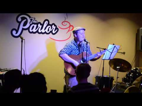 Jordan Anderson performing Let It Go @ The Parlor Jazz Club - February 2014
