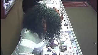 CAUGHT ON CAMERA: Thieves dressed as women in robbery convicted