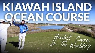 THE WORLD'S HARDEST GOLF COURSE? Kiawah Island Ocean Course - Part 2 thumbnail