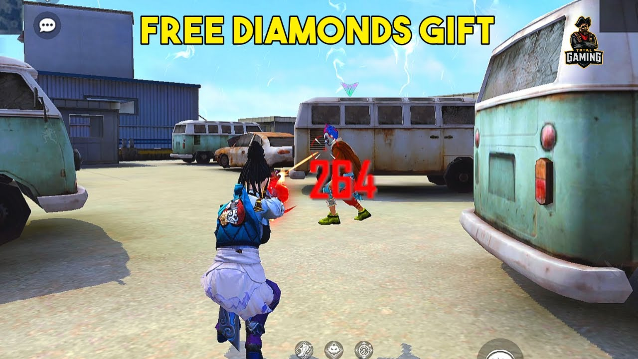 AWM Clash Play and Free Diamond for Dj Alok Must Watch Gameplay - Garena Free Fire