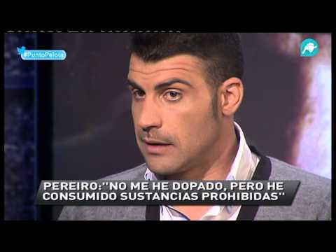 Óscar Pereiro habla sobre Lance Armstrong en Punto Pelota (1/6)
