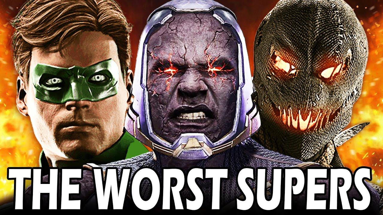 The Worst Super Attacks NetherRealm has Ever Made!