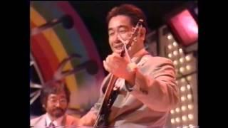 1998年1月2日 テレビ東京 正月特番 青春テケテケ勝ち抜きバンド合戦 野...