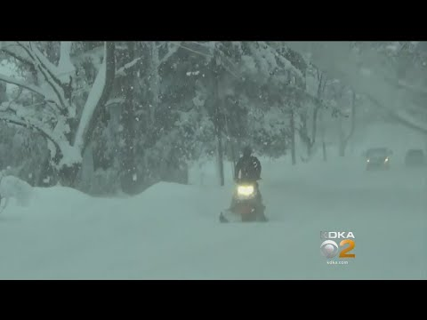 Pa. Rep. Astounded By Record Snowfall In Erie