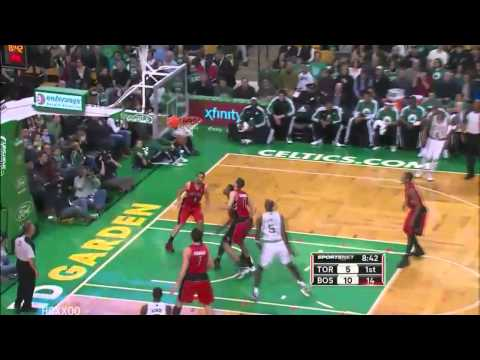 Kevin Garnett Highlights in November