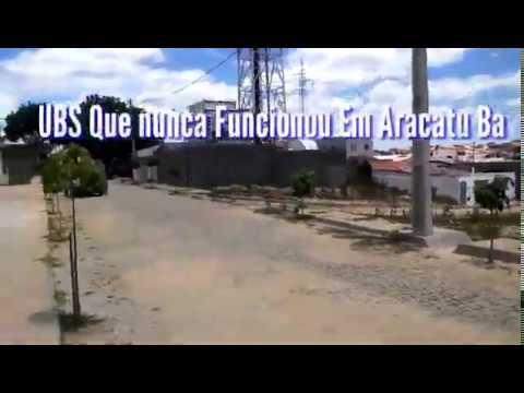 UBS Que nunca foi inaugurada em Aracatu - BA