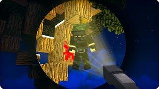Судная ночь [ЧАСТЬ 33] Зомби апокалипсис в майнкрафт! - (Minecraft - Сериал)