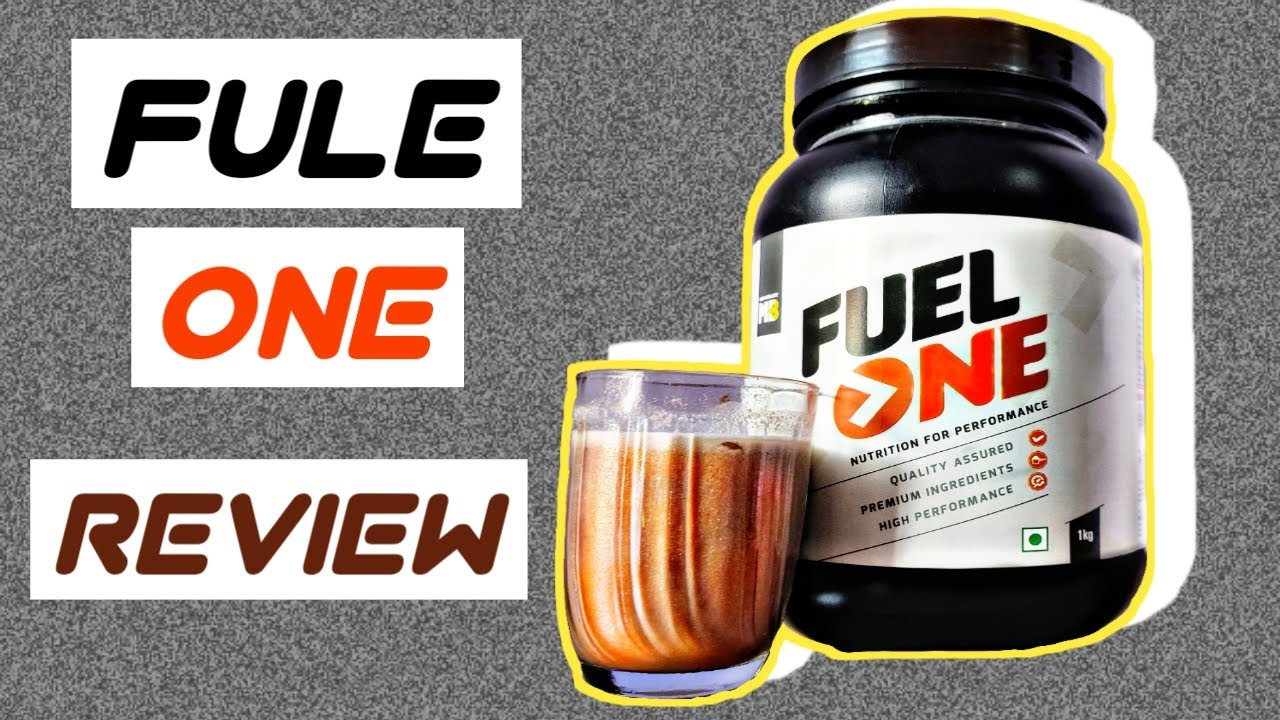 Simple review of muscle blaze Fule one || dhiraj home workout
