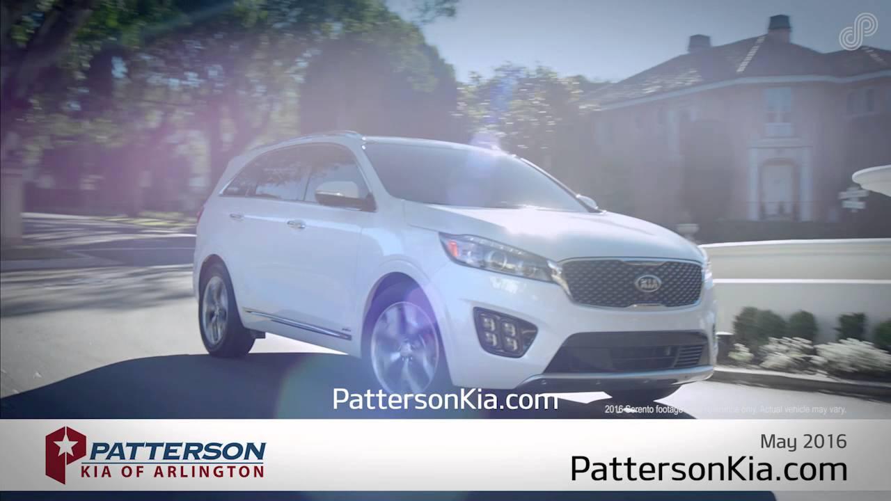 2016 Kia Sorento LX Offer Patterson Kia May SP
