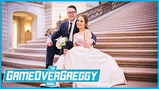 Greg Miller Got Married (Continued) - The GameOverGreggy Show Ep. 179 (Pt. 3)