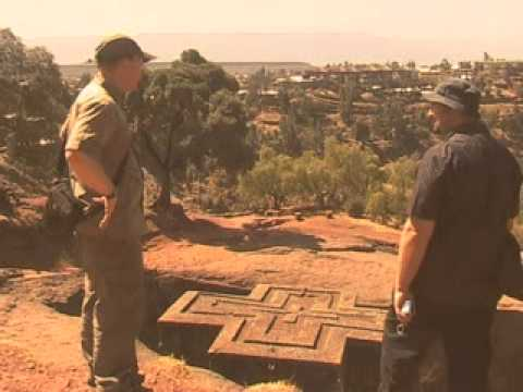 The Ark of the Covenant in Ethiopia?