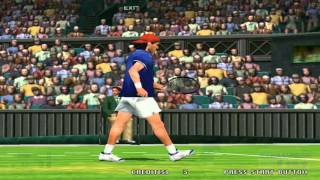 Скачать Virtua Tennis 2 Arcade Naomi