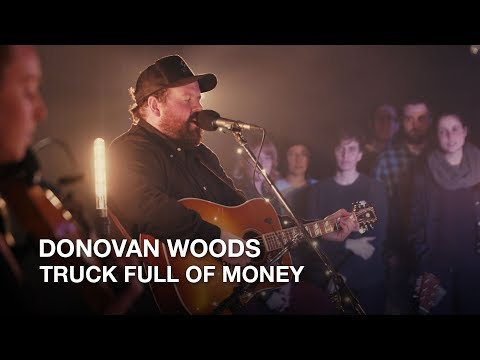 Donovan Woods | Truck Full of Money | First Play Live