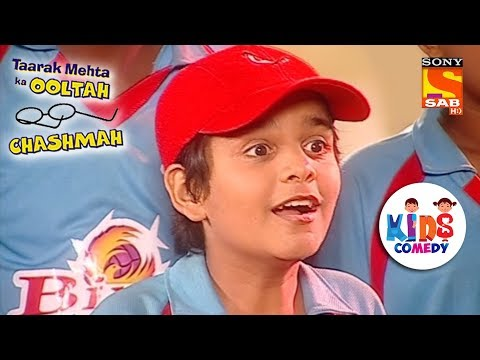 Tapu, The Man Of The Match | Tapu Sena Special | Taarak Mehta Ka Ooltah Chashmah