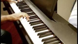 """Lagaan Piano - """"Ghanana Ghanana"""" - The Rain Song"""