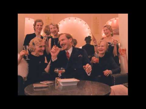 "S'Rothe Zäuerli - Öse Schuppel - from the ""The Grand Budapest Hotel"" Soundtrack"