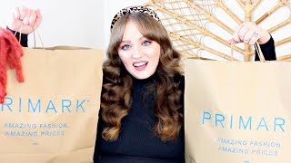 Autumn Primark Haul 2019 & Come Shopping With Me!