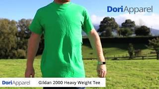 Gildan 2000 Heavy Weight T-Shirt