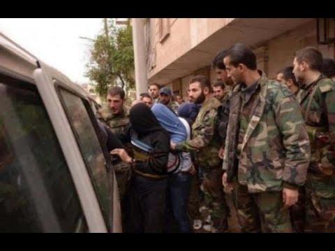 أنباء عن تبادل أسرى بين الأسد والمعارضة في حرستا  - نشر قبل 2 ساعة