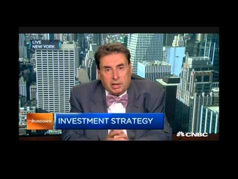 Rockwell Global's own Chief Market Economist Peter Cardillo on CNBC talking about China
