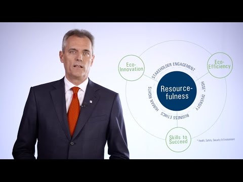 Sustainability at OMV: CEO Rainer Seele explains Resourcefulness