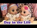 Baby Alive Twins REAL AS CAN BE Day In The Life PART 1 mp3