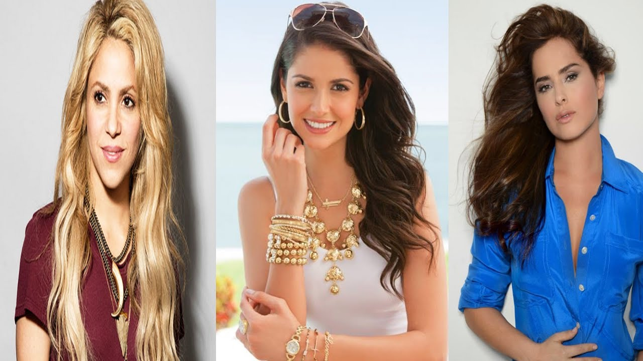 Angelica Maria Cepeda Jimenez top 10 most beautiful colombian women | colombian beauty of woman | raya  top10