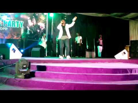 Tim Godfrey & Xtreme Crew Performance at Sammie Okposo's Praise Party