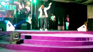 Tim Godfrey & Xtreme Crew Performance at Sammie Okposo