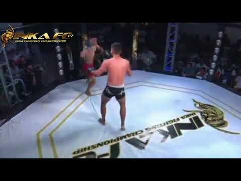 INKA FC 27: (Escuela Pitbull / Team Escorpión) Sair Mori vs Fernando Amoretti (SSF C/Monkey JJ)