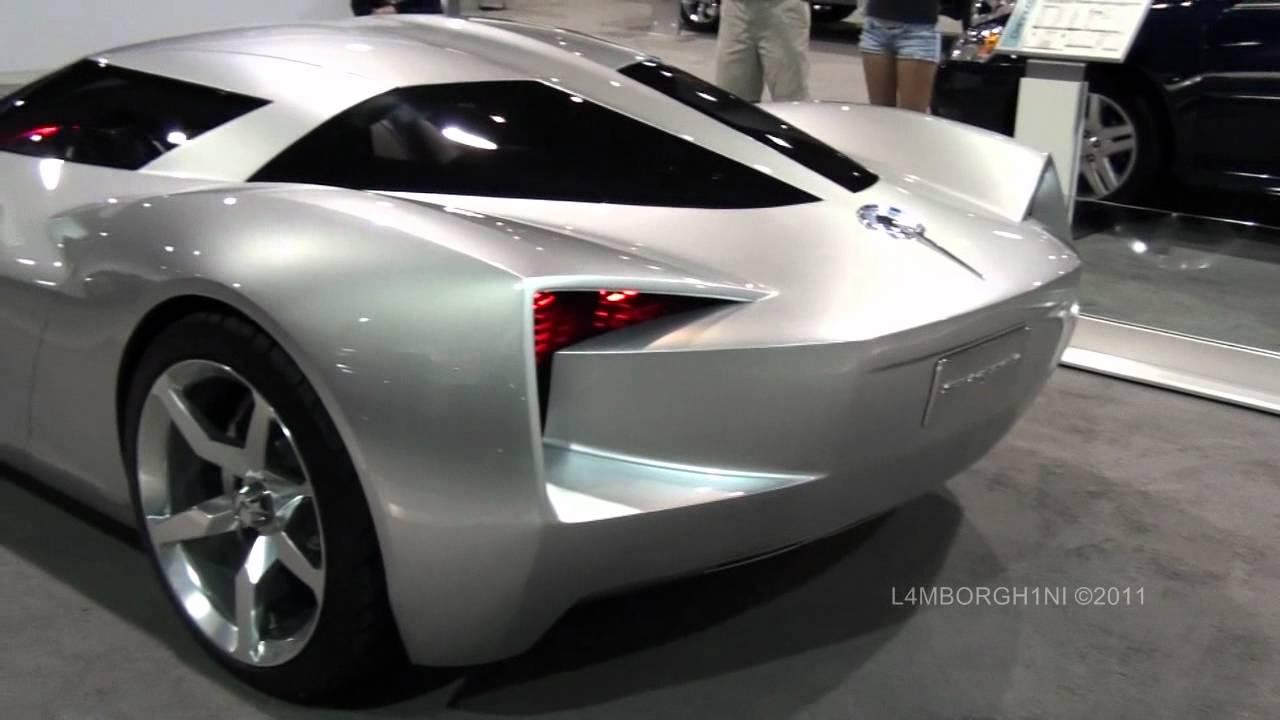 Corvette C7 Stingray Concept Walkaround  YouTube