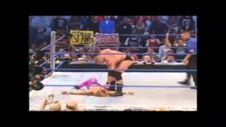 Brock Lesnar  vs  Brian Kendrick