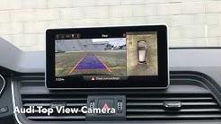 Audi Top View Camera