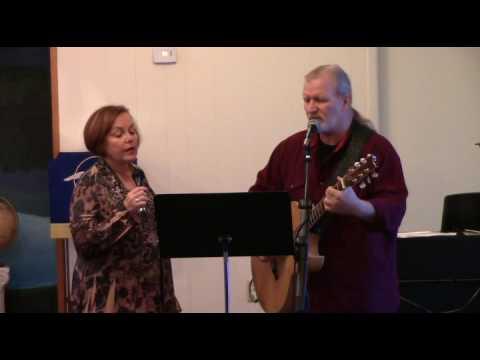 Unity Sunday Music, Dec. 4,  2016, with Tony Barker & janet Ellis