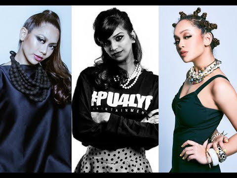 10 Rappers Wanita Terbaik Malaysia