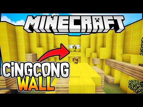 CINGCONG WALL ! *XQII PRANKS CALLS!* 😂 (Minecraft Bedwars Indonesia)