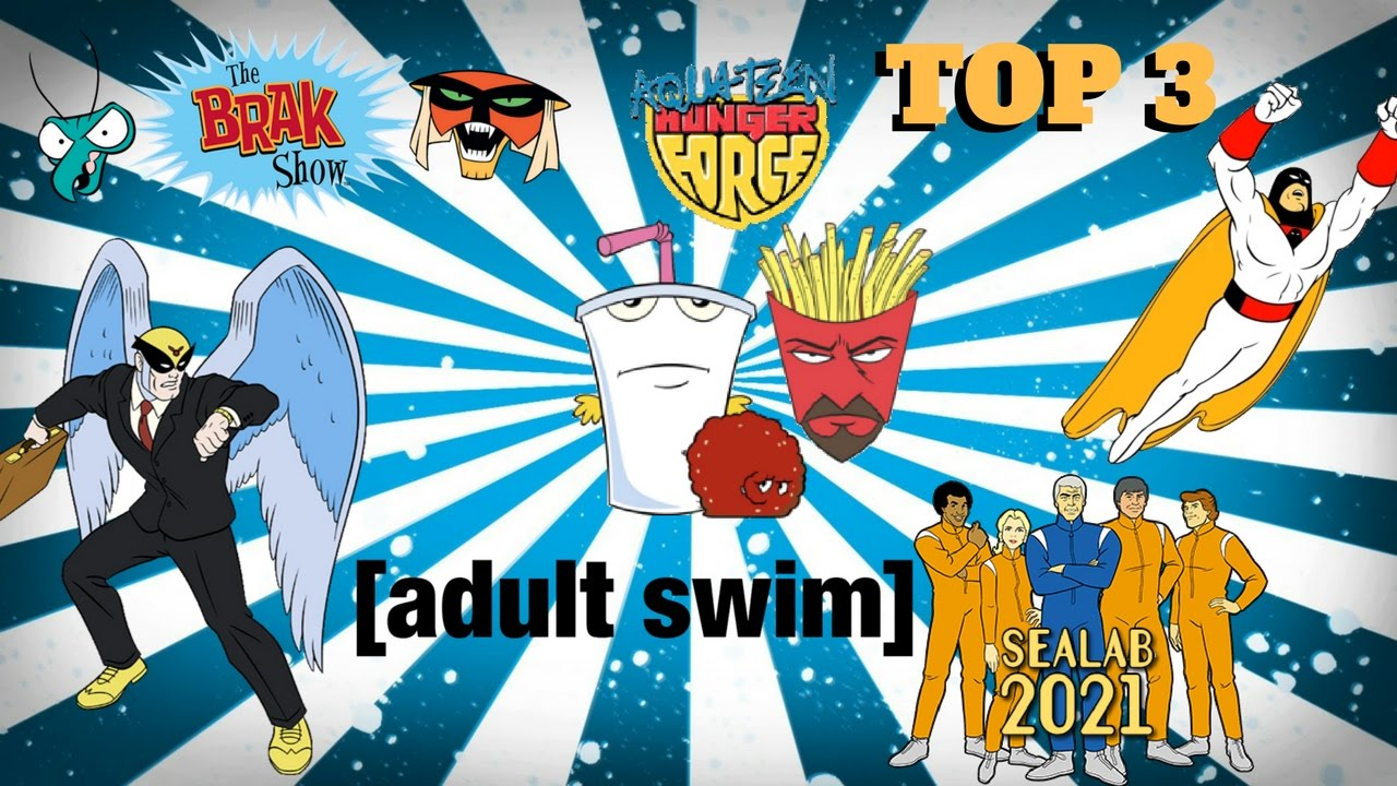 watch adult swim shows