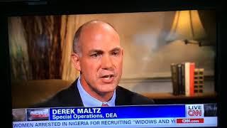 Fake Pot May Fund Terrorism- CNN Story Derek Maltz and Deborah Feyerick